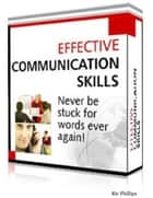 Effective Communication Skills : Never Be Stuck for Words Ever Again! ebook by Ric Phillips