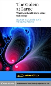 The Golem at Large ebook by Collins, Harry