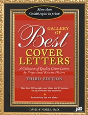 Gallery of Best Cover Letters ebook by David F. Noble Ph.D