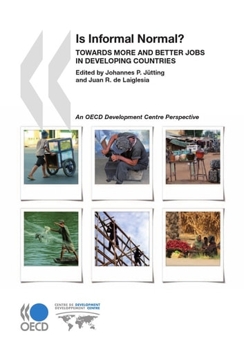 Is Informal Normal ? - Towards More and Better Jobs in Developing Countries ebook by Collective