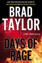 Days of Rage, A Pike Logan Thriller