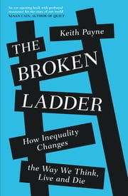 The Broken Ladder - How Inequality Changes the Way We Think, Live and Die ebook by Dr Keith Payne