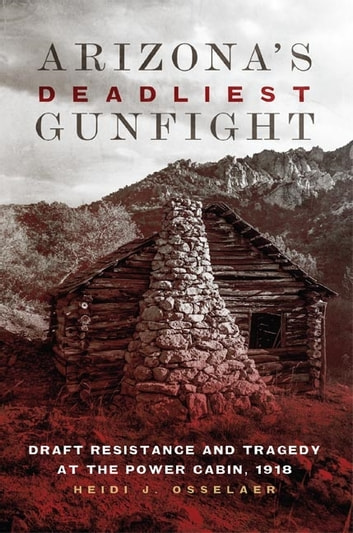 Arizona's Deadliest Gunfight - Draft Resistance and Tragedy at the Power Cabin, 1918 ebook by Heidi J. Osselaer