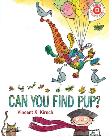 Can You Find Pup? ebook by Vincent X Kirsch