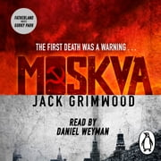 Moskva audiobook by Jack Grimwood