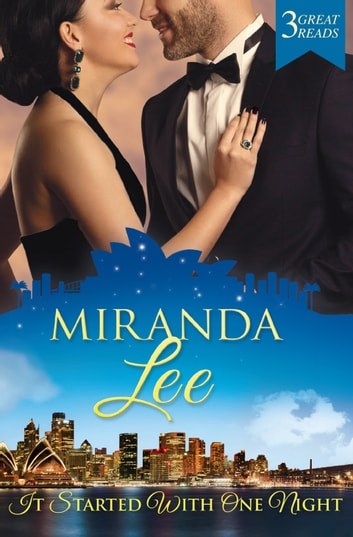 It Started With One Night - 3 Book Box Set ebook by Miranda Lee