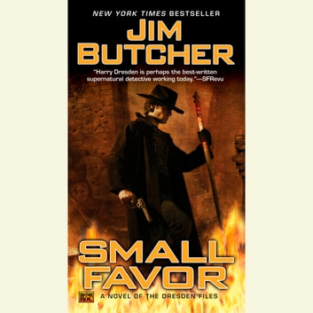 Small Favor audiobook by Jim Butcher