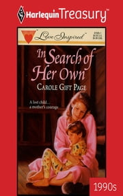 In Search of Her Own ebook by Carole Gift Page
