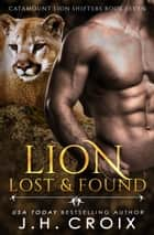 Lion Lost & Found ebook by J.H. Croix