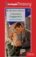 A Business Engagement ebook by Jessica Steele