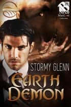 Earth Demon ebook by Stormy Glenn