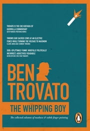 The Whipping Boy ebook by Ben Trovato