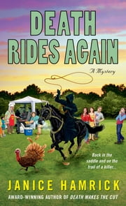 Death Rides Again ebook by Janice Hamrick
