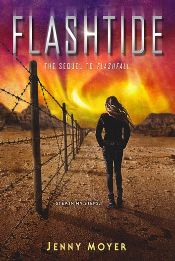 Flashtide - The sequel to Flashfall ebook by Jenny Moyer