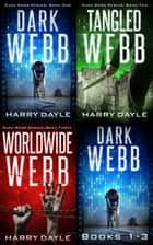Dark Webb: Books 1-3 Box Set ebook by Harry Dayle