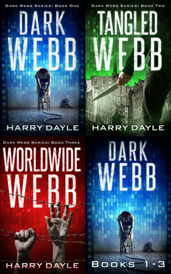Dark Webb: Books 1-3 Box Set
