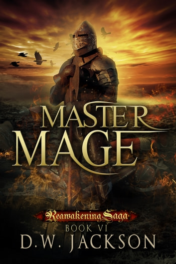 Master Mage ebook by D.W. Jackson