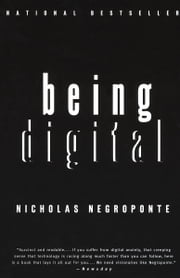 Being Digital ebook by Nicholas Negroponte