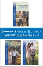 Harlequin Special Edition January 2020 - Box Set 2 of 2 ebook by Marie Ferrarella, Lynne Marshall, Kerri Carpenter