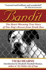 Bandit - The Heart-Warming True Story of One Dog's Rescue from Death Row ebook by Vicki Hearne,Elizabeth Marshall Thomas