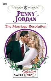 The Marriage Resolution ebook by Penny Jordan