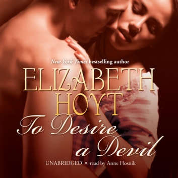 To Desire a Devil audiobook by Elizabeth Hoyt