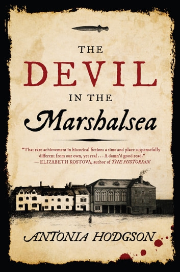 The Devil in the Marshalsea ebook by Antonia Hodgson
