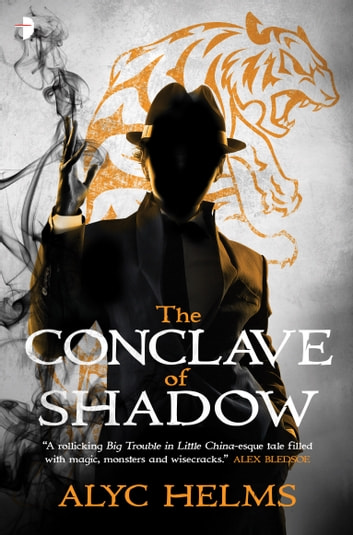 The Conclave of Shadow ebook by Alyc Helms