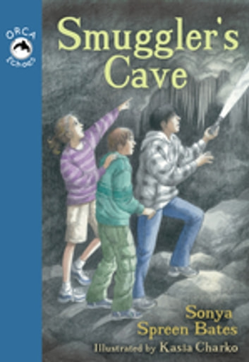 Smuggler's Cave ebook by Sonya Bates