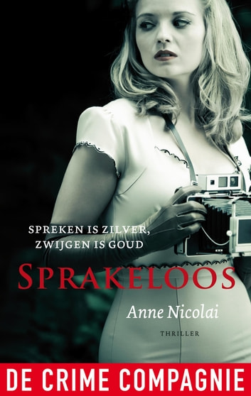 Sprakeloos ebook by Anne Nicolai