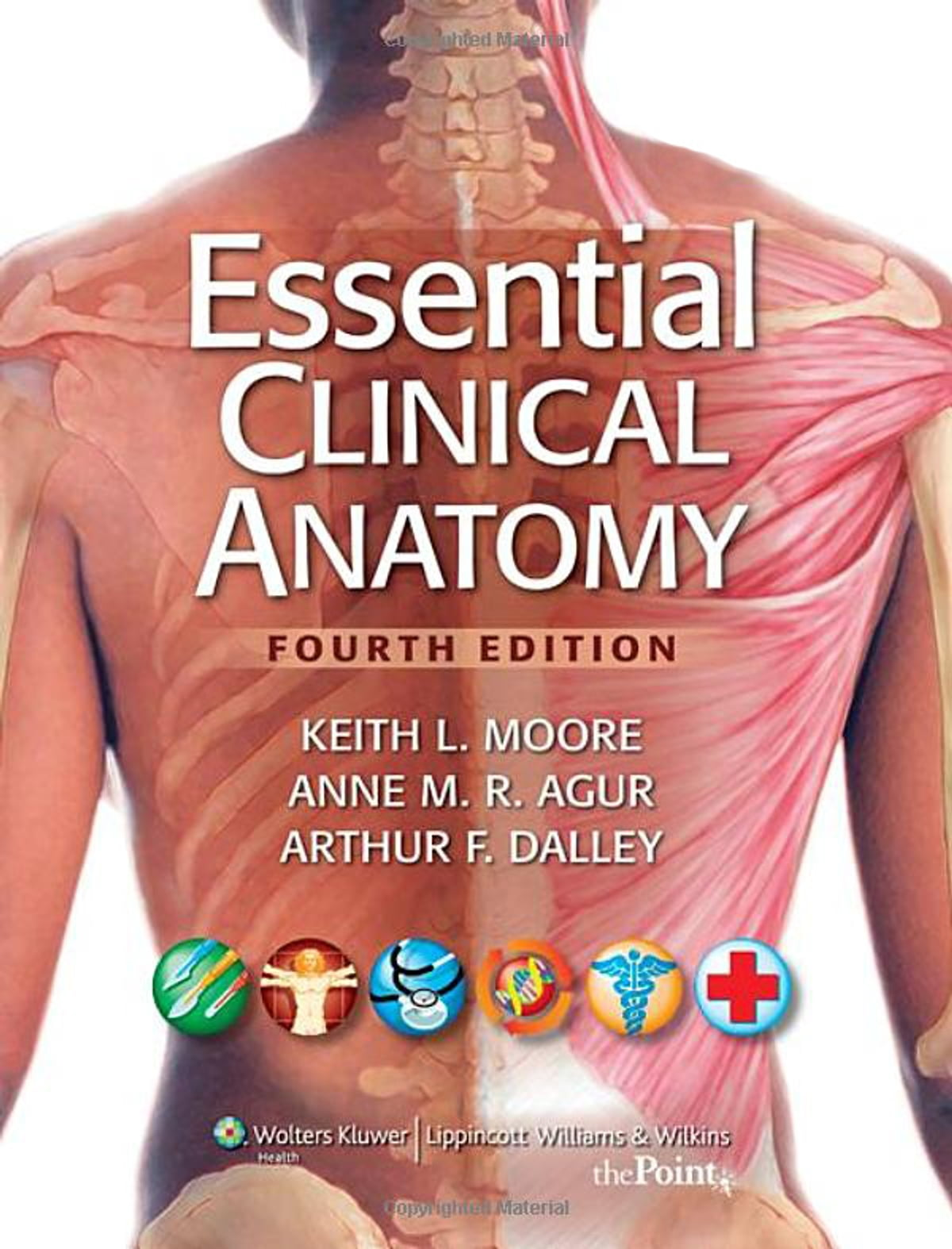 Essential Clinical Anatomy Ebook By Keith L Moore 9781451162240