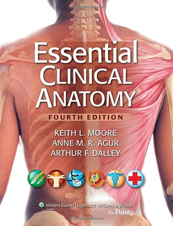 Essential Clinical Anatomy eBook by Keith L. Moore - 9781451162240 ...
