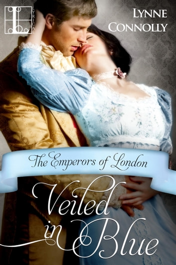 Veiled In Blue ebook by Lynne Connolly