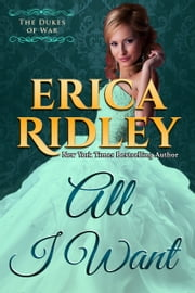 All I Want ebook by Erica Ridley