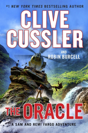 The Oracle eBook by Clive Cussler,Robin Burcell