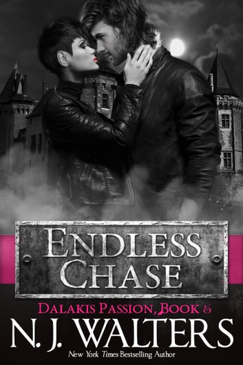 Endless Chase ebook by N. J. Walters