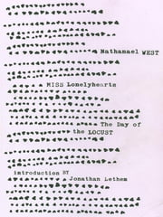 Miss Lonelyhearts & The Day of the Locust ebook by Nathanael West,Jonathan Lethem