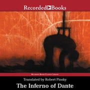 The Inferno - A New Verse Translation by Robert Pinsky audiobook by Dante Alighieri