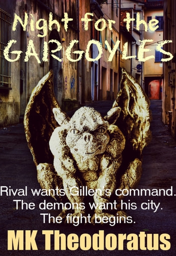 Night for the Gargoyles ebook by M. K. Theodoratus