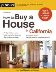 How to Buy a House in California ebook by Ralph Warner Attorney,Ira Serkes,George Devine