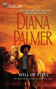 Will of Steel ebook by Diana Palmer