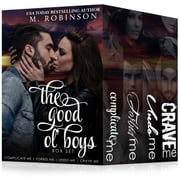 The Good Ol' Boys - The Good Ol' Boys ebook by M. Robinson