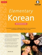 Elementary Korean Workbook - (Downloadable Audio Included) ebook by Insun Lee