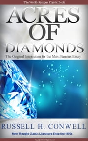 Acre of Diamonds ebook by Russell H. Conwell