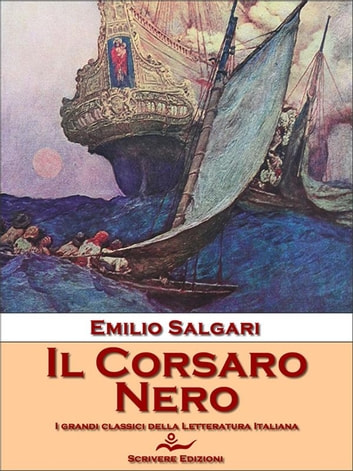 Il Corsaro Nero ebook by Emilio Salgari