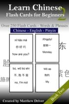 Learn Chinese: Flash Cards for Beginners. Book 2 ebook by Matthew Driver