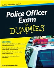 Police Officer Exam For Dummies ebook by Raymond Foster,Tracey Biscontini