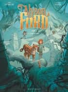 Alyson Ford - Tome 01 - Le Temple du jaguar eBook by Joris Chamblain, Olivier Frasier