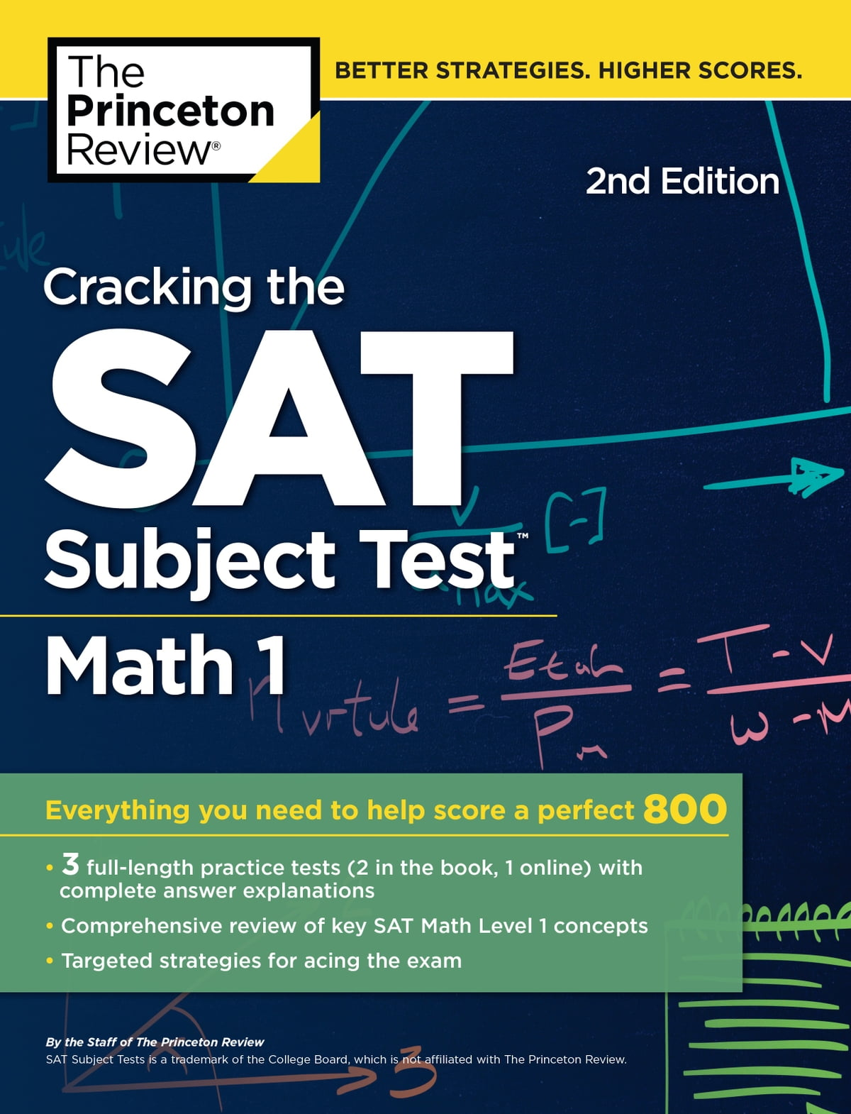 The Essential Workbook for SAT Math Level 2