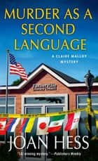 Murder as a Second Language ebook by Joan Hess